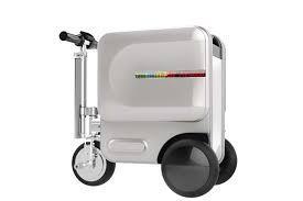 Airwheel suitcase